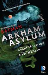 Batman Arkham Asylum 25th Anniversary Edition