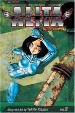 Battle Angel Alita Bk 05 Angel of Redemption