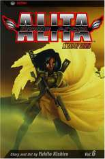 Battle Angel Alita Bk 06 Angel of Death