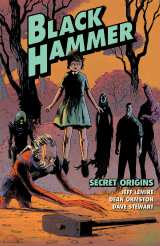 Black Hammer Bk 01 Secret Origins