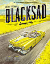 Blacksad HC 03 Amarillo
