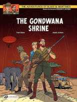 Blake & Mortimer Bk 11 The Gondwana Shrine