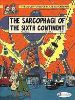 Blake & Mortimer Bk 09 The Sarcophagi of the Sixth Continent, Part 1