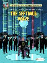 Blake & Mortimer Bk 20 Septimus Wave