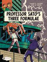 Blake & Mortimer Bk 23 Professor Sato's Three Formulae, Part 2
