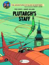 Blake & Mortimer Bk 21 Plutarch's Staff