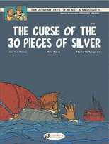 Blake & Mortimer Bk 13 The Curse of the 30 Pieces of Silver Part 1