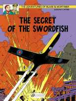 Blake & Mortimer Bk 15 The Secret of the Swordfish Part 1