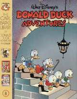 Carl Barks Library in Color Donald Duck Adventures 08