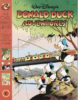 Carl Barks Library in Color Donald Duck Adventures 16