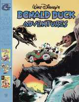 Carl Barks Library in Color Donald Duck Adventures 18