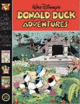 Carl Barks Library in Color Donald Duck Adventures 20