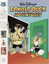Carl Barks Library in Color Donald Duck Adventures 21