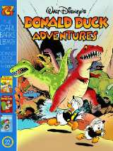 Carl Barks Library in Color Donald Duck Adventures 22