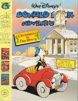 Carl Barks Library in Color Donald Duck Adventures 23