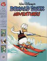 Carl Barks Library in Color Donald Duck Adventures 24