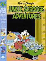 Carl Barks Library in Color Uncle Scrooge Adventures 48