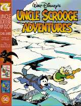 Carl Barks Library in Color Uncle Scrooge Adventures 50