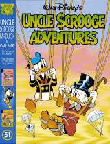 Carl Barks Library in Color Uncle Scrooge Adventures 51