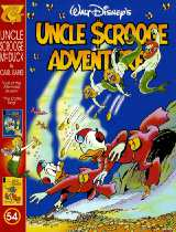 Carl Barks Library in Color Uncle Scrooge Adventures 54