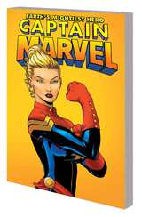 Captain Marvel Earth's Mightiest Hero Bk 01