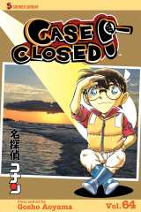 Case Closed Bk 64