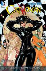 Catwoman Bk 05 Race of Thieves (N52)