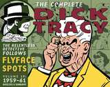 Complete Dick Tracy HC 19 Dailies & Sundays 1959 to 1961