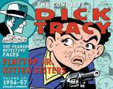 Complete Dick Tracy HC 17 Dailies & Sundays 1956 to 1957