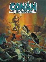 Conan the Barbarian Bk 01 Life and Death of Conan Book One
