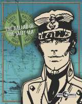 Corto Maltese Ballad of the Salty Sea