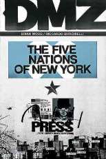 DMZ Bk 12 The Five Nations of New York