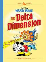 Disney Masters HC 01 Mickey Mouse: The Delta Dimension