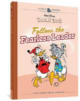 Disney Masters HC 14 Donald Duck: Follow the Fearless Leader