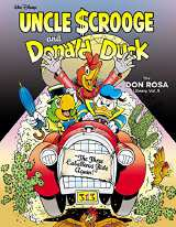 Don Rosa Library HC 09 the Three Caballeros Ride Again!