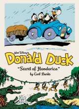 Walt Disney's Donald Duck HC 11 Secret of Hondorica