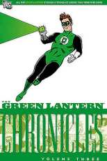 Green Lantern Chronicles Bk 03