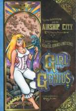 Girl Genius Bk 02 Agatha Heterodyne and the Airship City