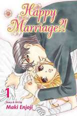 Happy Marriage?! Bk 01