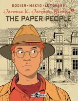 Jerome K Jerome Bloche HC 02 Paper People
