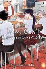 Komi Can't Communicate Bk 02