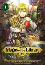 Magus of the Library Bk 01