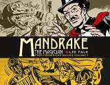 Mandrake the Magician Fred Fredericks Dailies HC 01: The Return of Evil - the Cobra