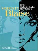 Modesty Blaise Bk 07: The Green-Eyed Monster