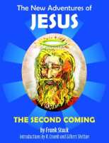 New Adventures of Jesus Bk 02 The Second Coming
