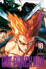 One-Punch Man Bk 18