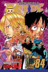 One Piece Bk 84
