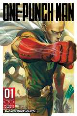 One-Punch Man Bk 01