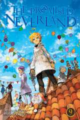 Promised Neverland Bk 09
