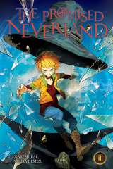 Promised Neverland Bk 11